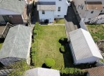 31 NEWELL PL- DRONE view backyard